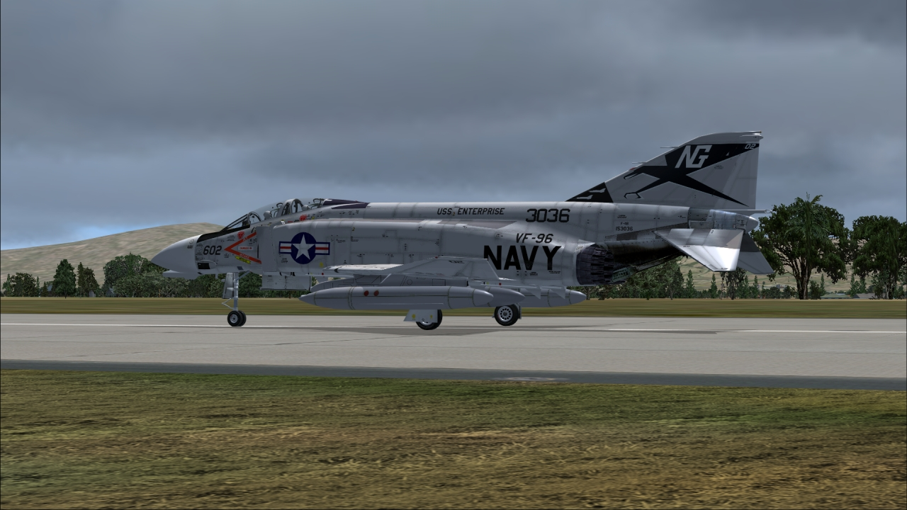 New F-4 Phantom FSX/P3D Freeware - Just Flight Forum